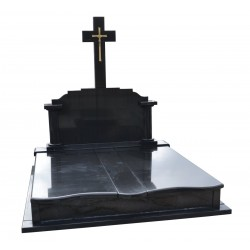 Nagrobek / grobowiec granitowy 130x232