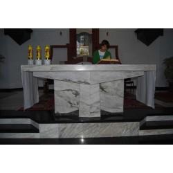 Ołtarze kamienne - na zamówienie