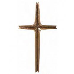 Krzyż mosiężny Caggiati 23019