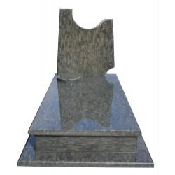 Nagrobek / grobowiec granitowy 130x240